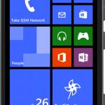 Windows Phone エミュレーターのハードウェアボタンのショートカット